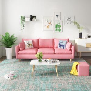 左右互换可拆洗小户型客厅沙发 840元