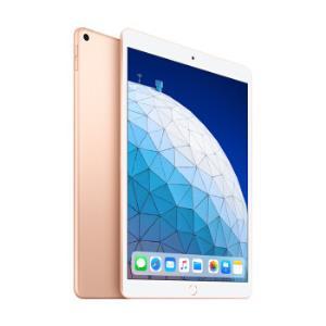 AppleiPadAir3平板电脑10.5英寸(64G金WLAN版/MUUL2CH/A)赠BeatsSolo3耳机 3488元