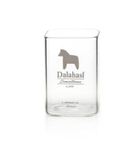 INS日式方杯高硼硅玻璃杯250ml 8.9元(需用券)