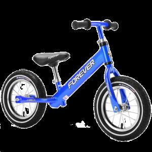 永久平衡车儿童滑步车无脚踏单车学步车自行车溜溜车2-4-6岁小孩宝宝镁合金滑行车深蓝色(铝合金充气轮) 199元