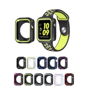 多腾苹果applewatch手表硅胶保护壳 9.8元包邮(需用券)