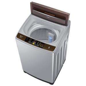 Haier海尔EB90BM39TH9公斤变频直驱波轮洗衣机银色1299元