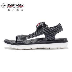 诺诗兰19新款女户外旅游沙滩鞋平底防滑运动时尚舒适凉鞋FS082005 178元