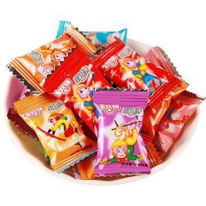 金丝猴小奶糖散装牛奶糖果500g*2件 33.6元(合16.8元/件)