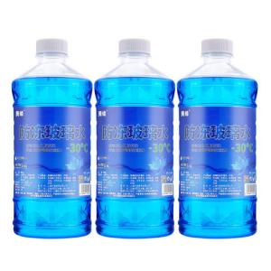 腾缘汽车玻璃水0℃1.5L*3桶 6.8元包邮(需用券)