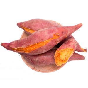 楼茵茵沙地红薯西瓜红板栗薯5斤 15.5元
