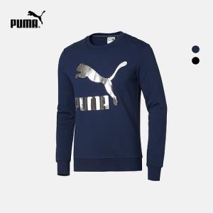 PUMA彪马ClassicsLogo579069男子圆领卫衣 289元(需用券)