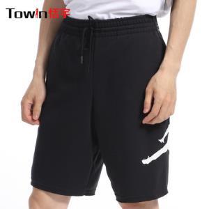 耐克AIRJORDAN2019夏新款AJ男子休闲运动篮球短裤AQ3116-010 259元(需用券)