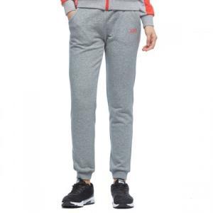 特步XTEP舒适弹性女款针织长裤 44元