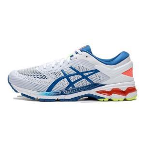 ASICS男鞋跑步鞋GEL-KAYANO26跑步运动鞋1011A541-100 979元