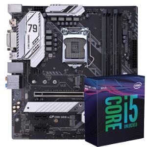 七彩虹CVNZ390MGAMINGV20+英特尔i5-9600KF板U游戏套装/主板+CPU套装 2129元