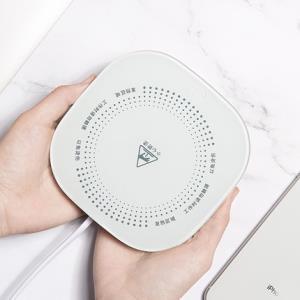 安家乐加热保温茶杯垫自动热牛奶热保温底座约55度暖暖杯垫神器9.9元