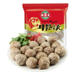 plus会员海霸王潮汕特产牛筋风味丸500g火锅食材火锅丸子烧烤食材 18.34元(需用券)