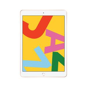 AppleiPad平板电脑2019年新款10.2英寸(128GWLAN版/iPadOS系统/Retina显示屏/MW792CH/A)金色 3188元
