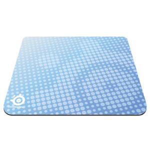 赛睿(SteelSeries)QcK+霜冻之蓝版布制鼠标垫129元