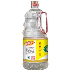 海天白米醋1.9L调味品炒菜佳品搭配酱油盐蘸饺子*4件 29.6元(合7.4元/件)