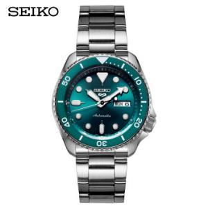 SEIKO精工5号系列SRPD61K1男士机械腕表 1874元