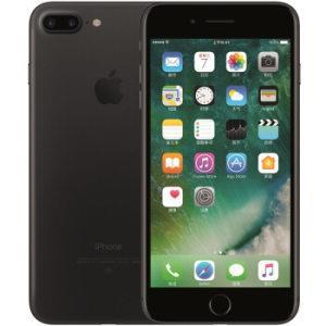 Apple iPhone 7 Plus (A1661) 128G 黑色 移动联通电信4G手机3599元