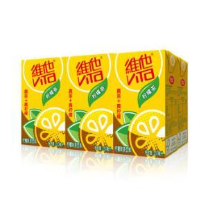 维他奶维他柠檬茶250ml*6盒茶果味红茶饮料正宗港式风味*2件