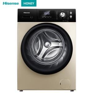 Hisense海信HD1014S10公斤变频洗烘一体机 1969元包邮(需用券)