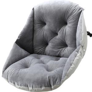 坐垫椅垫女学生椅子垫宿舍座椅垫靠垫一体办公室久坐软家用加厚冬29.50元包邮