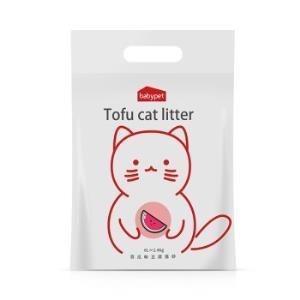 BabyPet豆腐猫砂2.4kg*10件 139.1元包邮(需用券,合13.91元/件)
