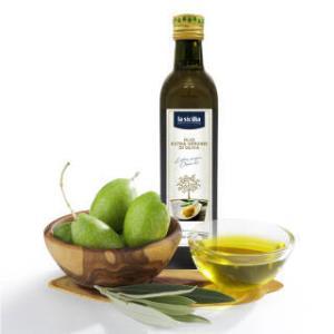 意大利原装进口 辣西西里 特级初榨橄榄油烹饪烘焙凉拌食用油 500ml瓶 *5件  69.5元(合13.9元/件)
