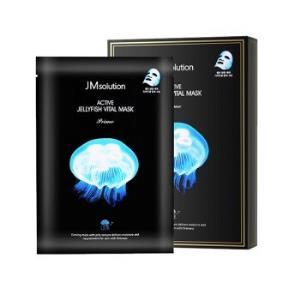 JMsolution肌司研水母弹润补水面膜10片*3件 97.11元(合32.37元/件)