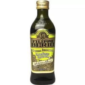 FILIPPOBERIO翡丽百瑞优选特级初榨橄榄油500ml*4件 93元(合23.25元/件)
