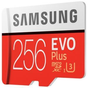 SAMSUNG三星EVOPlus升级版MicroSD卡256GB 215元