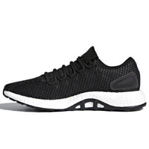adidas阿迪达斯PureBOOSTClimaChinaCM8238中性跑步鞋黑色 459元