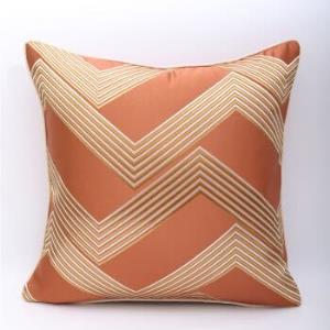 欢适家纺抱枕靠垫车载靠枕居家沙发靠垫新丝路橘48x48cm+凑单品 45元