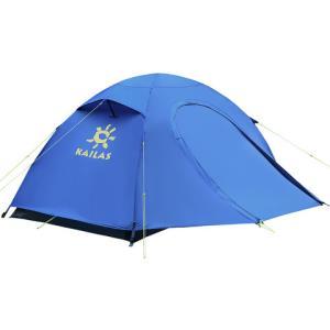 凯乐石户外双人帐篷登山徒步野外防风防水沙滩露营野营2人帐篷 500元