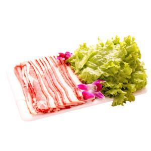 赤豪澳洲肥羊片200g羊肉片碳烤煎火锅*8件 90元(合11.25元/件)