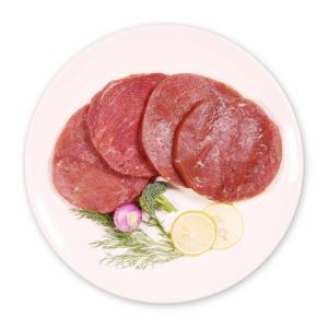恒都澳洲原味牛排130g/片生鲜冷冻澳洲进口*8件 90元(合11.25元/件)