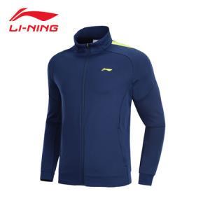 李宁春季男士篮球系列修身开衫休闲卫衣AWDP151 135元(需用券)