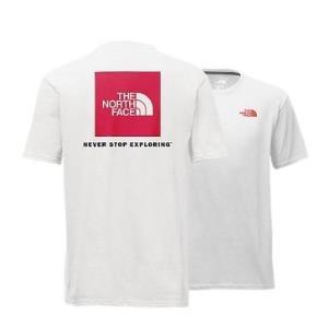 TheNorthFace北面REDBOXTEE男士短袖T恤 205元