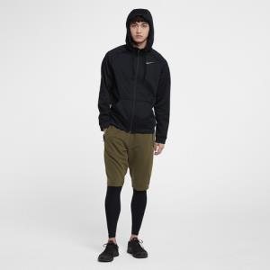 双11预售:NIKE耐克THERMAAJ4451男款连帽夹克 189元