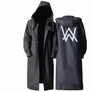 LeBronte时尚图案长款雨衣 59元