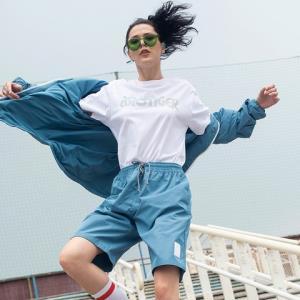 ASICSTigerA16062男女运动休闲梭织短裤 279元