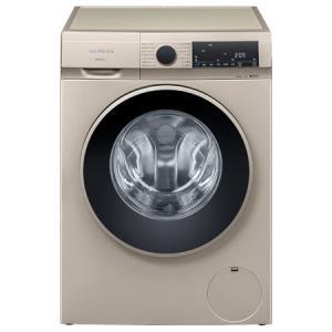 西门子(SIEMENS)10公斤变频滚筒洗衣机升级外观智感洗涤智能添加(金色)XQG100-WG54A1A30W 5499元