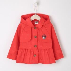 美特斯邦威旗下Moomoo童装女童迪士尼梭织外套 80元