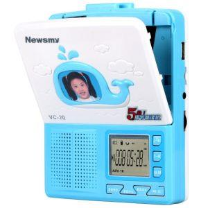 Newsmy 纽曼 VC20 插卡式复读机 99元包邮