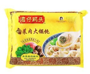 京东PLUS会员: 湾仔码头 上海大馄饨 青菜香菇猪肉口味 600g 30只 *9件 (双重优惠) 139.89元包邮