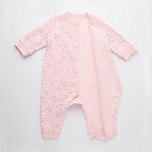 婴儿/新生儿压线连体装(长袖)419819优衣库UNIQLO 79元