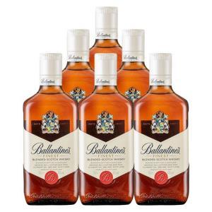 百龄坛特醇(Ballantine's)威士忌原装进口洋酒带乐鉴码百龄坛特醇500ml*2瓶 109元