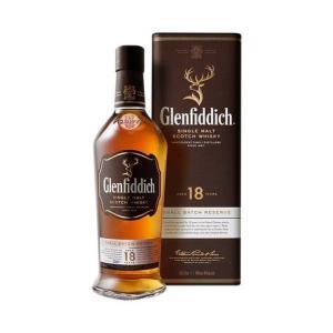 Glenfiddich格兰菲迪18年单一纯麦威士忌700毫升/瓶 427.2元