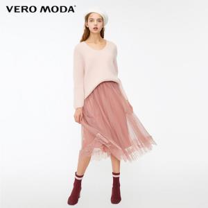 VEROMODA维莎曼318413598女士马海毛针织衫 382.1元