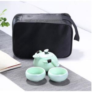 亚光陶瓷茶具套装 29元