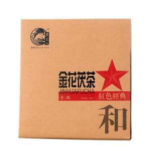 黑美人安化黑茶金花茯茶2kg 158元包邮(需用券)
